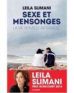 Couverture Sexe et mensonges : La vie sexuelle au Maroc