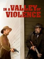 Affiche In a Valley of Violence