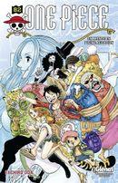 Couverture Un monde en pleine agitation - One Piece, tome 82