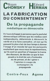 Couverture La Fabrication du consentement