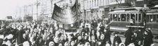 Cover U.R.S.S. : La révolution assassinée