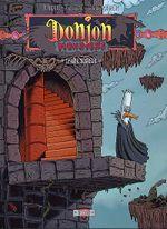 Couverture Le Noir Seigneur - Donjon Monsters, tome  4