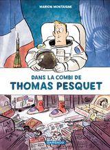 Couverture Dans la combi de Thomas Pesquet