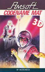 Jaquette Codename Mat 3D