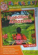 Jaquette Expédition Amazone