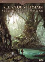 Couverture En territoire hostile - Allan Quatermain et les Mines du roi Salomon, tome 2