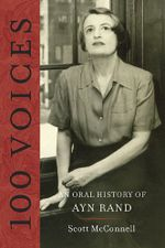 Couverture 100 Voices: An Oral History of Ayn Rand