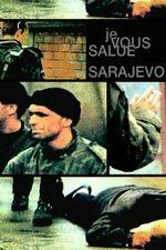 Affiche Je vous salue, Sarajevo