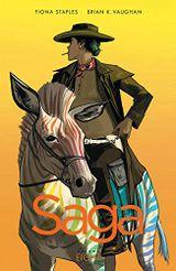 Couverture Saga, tome 8