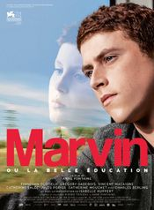 Affiche Marvin ou la belle éducation