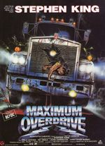 Affiche Maximum Overdrive