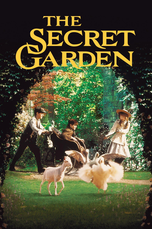 affiches posters et images de le jardin secret 1994 senscritique. Black Bedroom Furniture Sets. Home Design Ideas