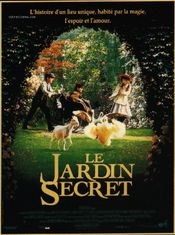 Affiche Le Jardin secret