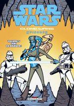 Couverture Jedi en danger ! - Star Wars - Clone Wars Episodes, tome 5