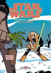 Couverture La chute des Jedi - Star Wars - Clone Wars Episodes, tome 6