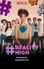 Affiche #REALITYHIGH