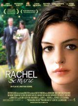 Affiche Rachel se marie