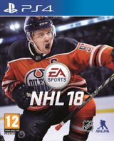 Jaquette NHL 18