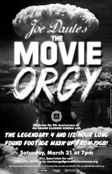 Affiche The Movie Orgy