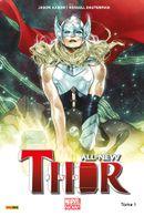 Couverture Le Tonnerre dans les veines - All-New Thor, tome 1