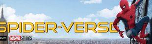 Cover Les films du SpiderVerse