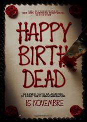 Affiche Happy Birthdead