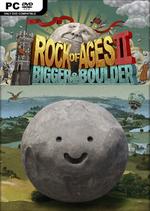 Jaquette Rock of Ages 2: Bigger & Boulder