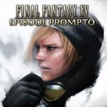 Jaquette Final Fantasy XV : Episode Prompto