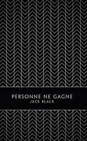 Couverture Personne ne gagne (Yegg)