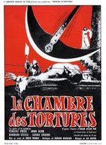 Affiche La Chambre des tortures