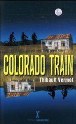 Couverture Colorado train