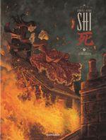 Couverture Le roi démon - Shi, tome 2