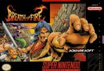 Jaquette Breath of Fire