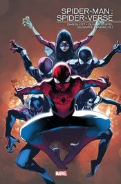 Couverture Spider-Man : Spider-Verse