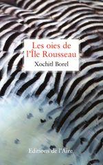 Couverture Les oies de l'ile Rousseau
