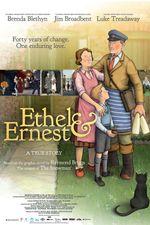 Affiche Ethel et Ernest