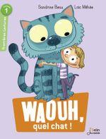 Couverture Waouh, quel chat !