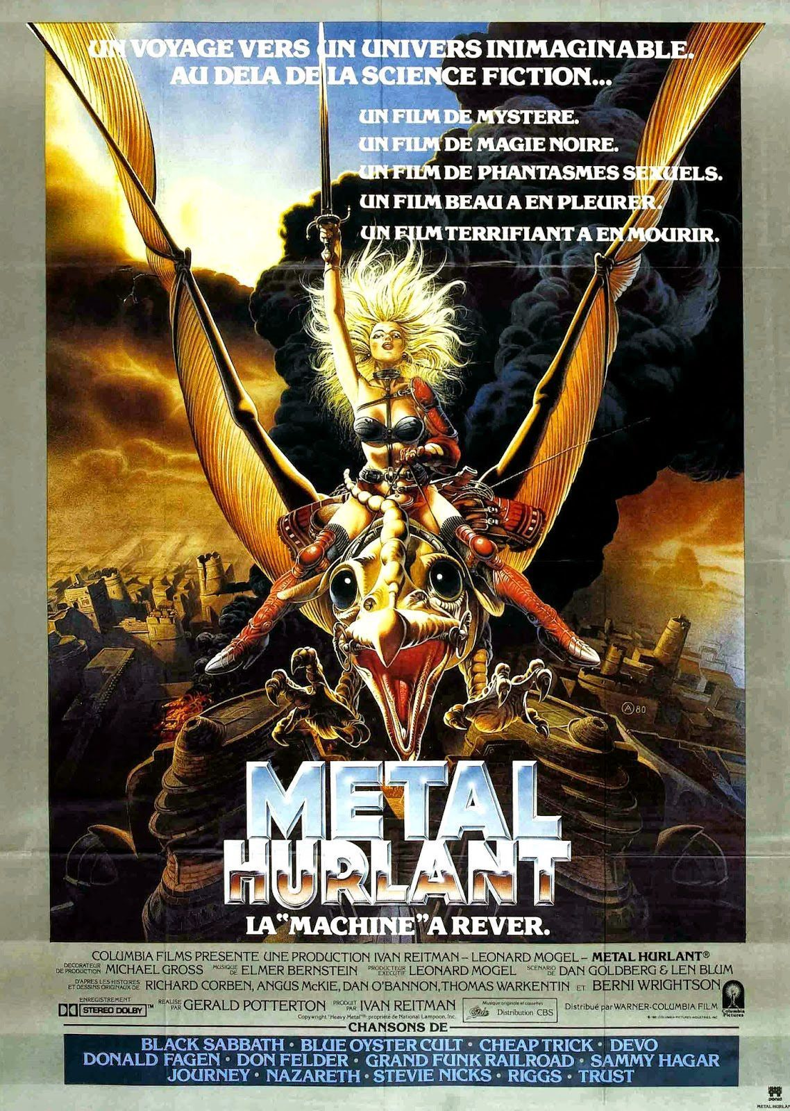 film d'animation canadien de 1981