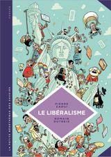 Couverture Le Libéralisme - La Petite Bédéthèque des savoirs, tome 22