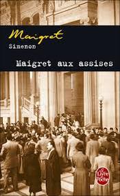 Couverture Maigret aux assises