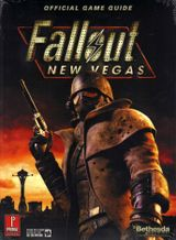 Couverture Fallout New Vegas : Official Game Guide