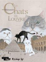Couverture Les Chats du Louvre, tome 1