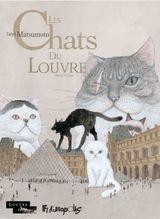 Couverture Les chats du Louvre
