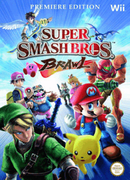 Couverture Le mode d'emploi de Super Smash Bros. Brawl