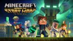 Jaquette Minecraft Story Mode : 02x01 - Hero in Residence