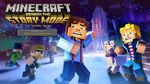 Jaquette Minecraft Story Mode : 02x02 - Giant Consequences