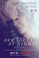 Affiche Nos âmes la nuit