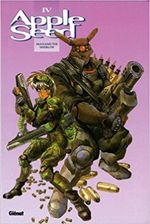 Couverture Appleseed, tome 4