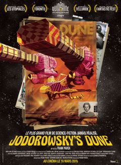 Affiche Jodorowsky's Dune