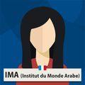 Avatar Amina Institut du Monde Arabe
